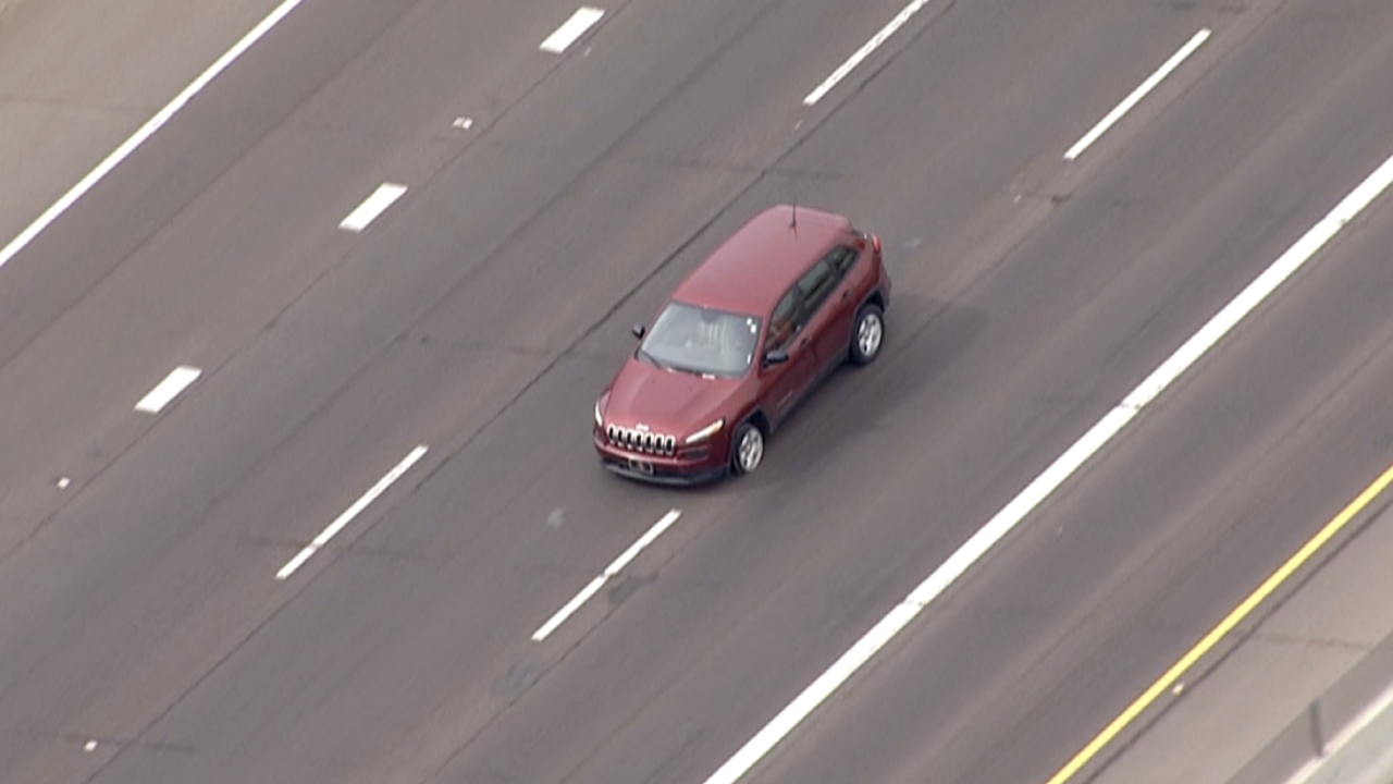 Interstate 17 pursuit