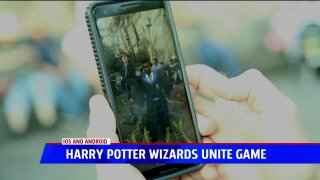 Tech Smart: Playing the new Harry Potter game on your phone