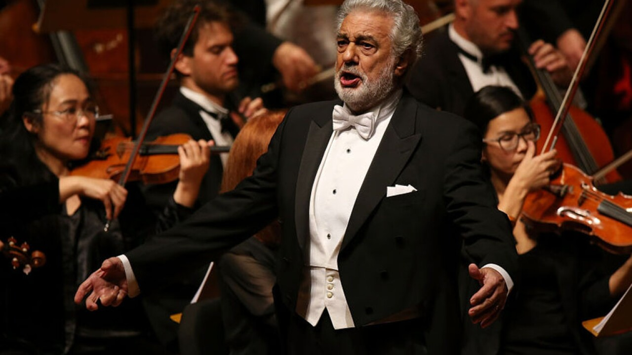 LA Opera's Nabucco in Concert starring Placido Domingo at Musco Center for the Arts