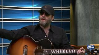 Wheeler Walker Jr. INTERVIEW!