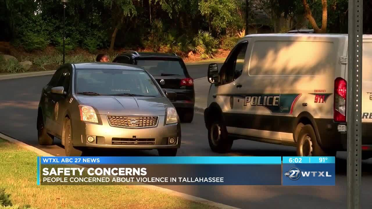 As gun violence continues, Tallahassee residents ask: Am I safe?