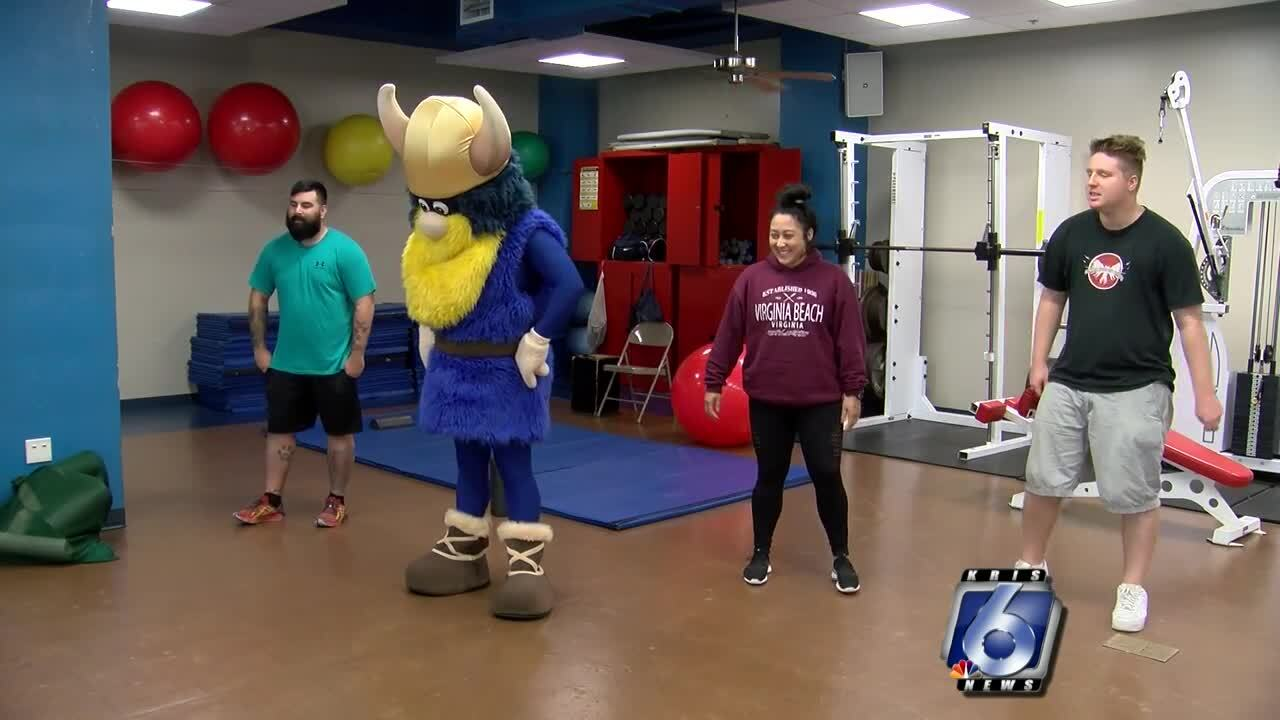 Del Mar College is starting a personal training program.