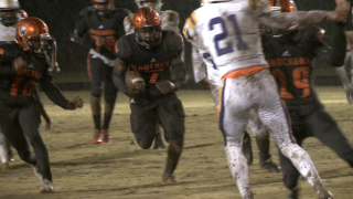 757 Showdown: Churchland beats Menchville in Truckers' first playoff victory in school history