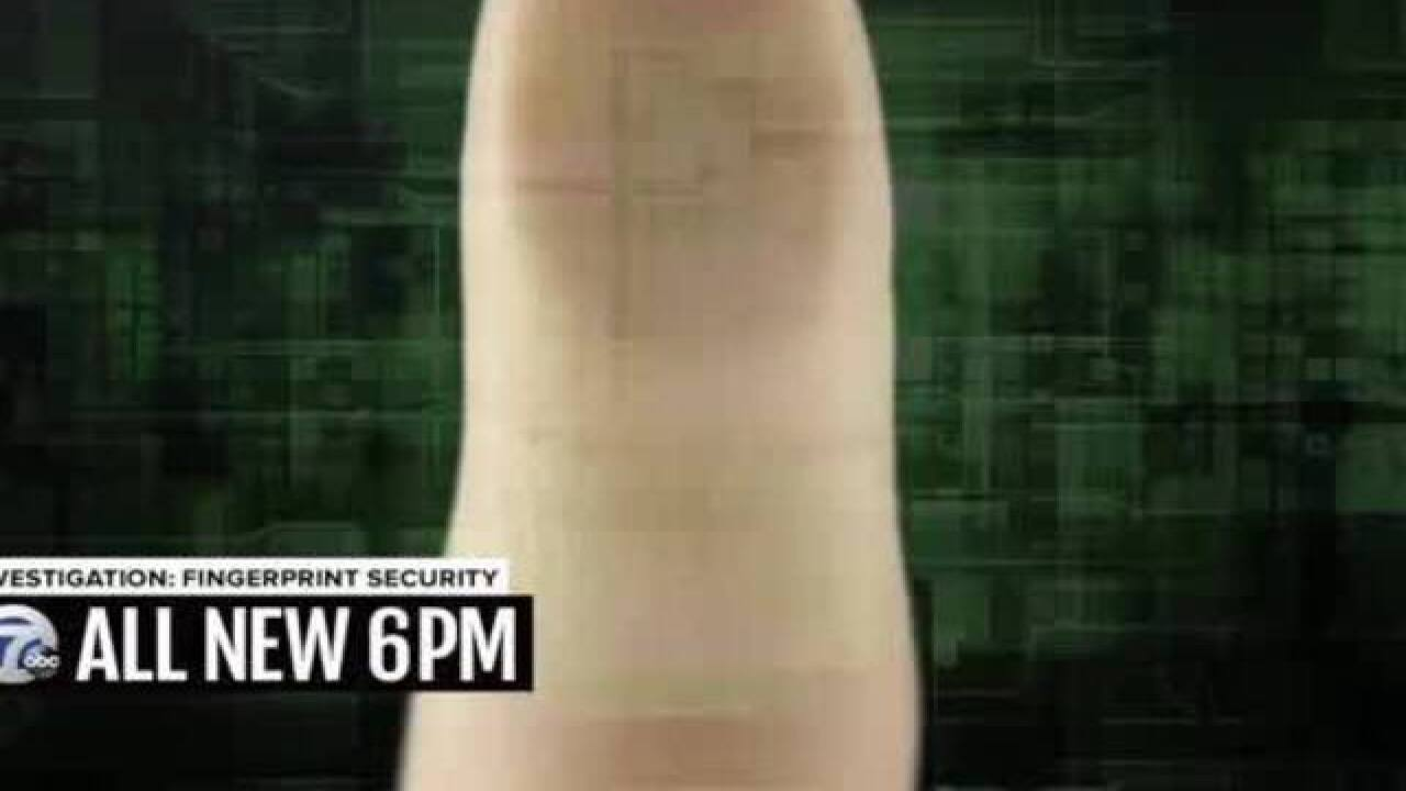 Wednesday at 6: How safe is biometric security that uses