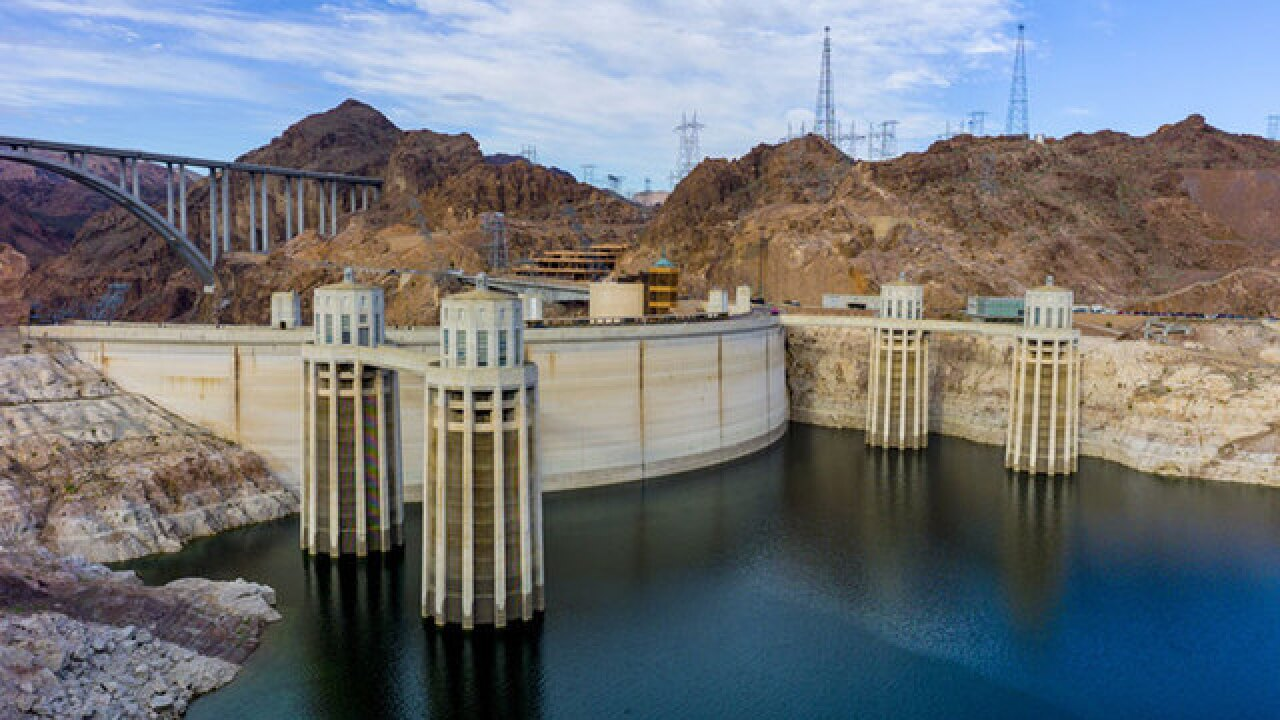 Welsh man fined after swimming at Hoover Dam during bachelor party