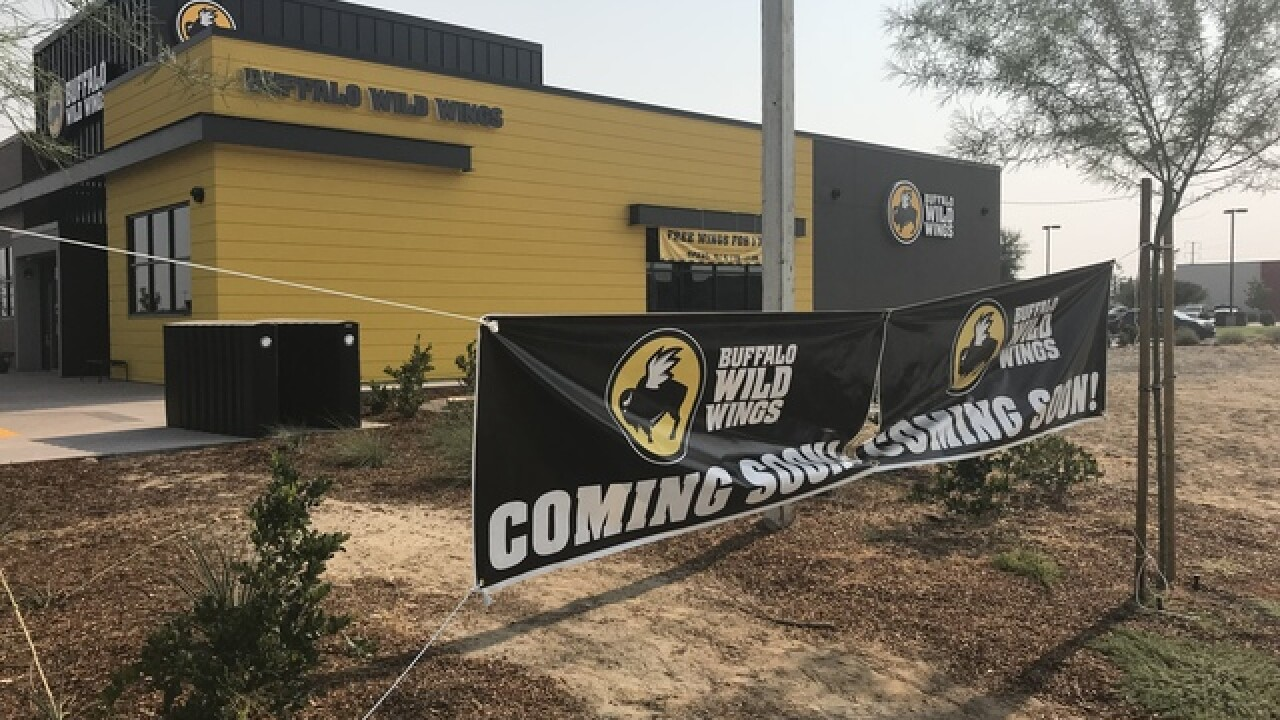 It's just a graphic of Shocking Buffalo Wild Wings Coupons 2020 Printable