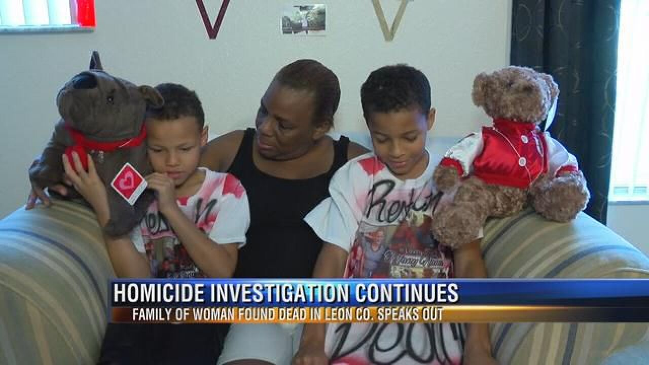 WTXL EXCLUSIVE: Great Aunt of Woman Found Dead in Tallahassee Speaks Out