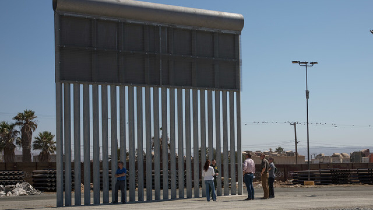 Congressman Valadao visits the border