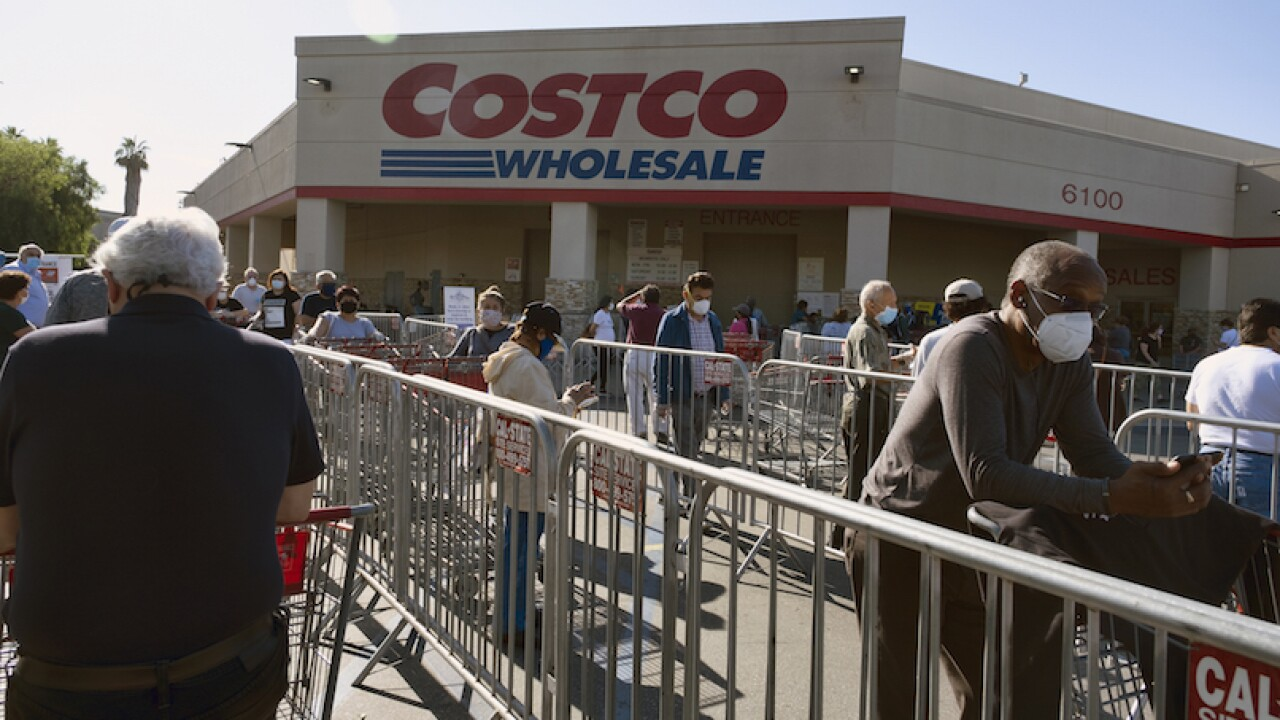 Due to increase in COVID cases, Costco to maintain special operating hours for senior shoppers