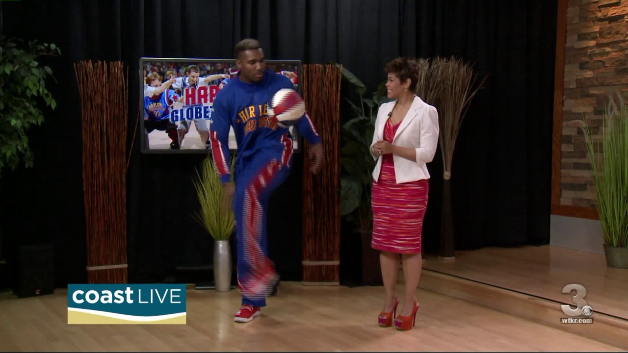 Meet Thunder Law, a Globetrotter coming home to play on Coast Live