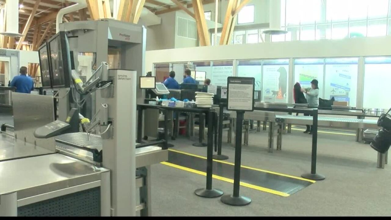 TSA: Screening agent at Missoula Int'l Airport tests positive for COVID-19