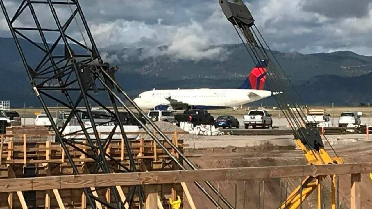 Emergency forces Delta flight from Kalispell to be diverted