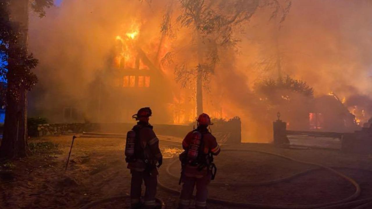 VB 1500 McCullough Lane fire (June 21)