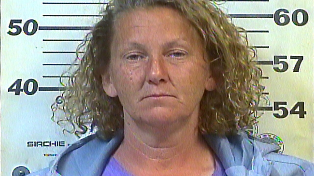 Police: Tennessee woman stole Walmart scooter to drive to