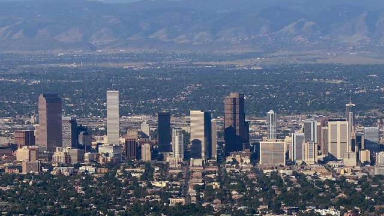 Denver Co. grew by more than 18K people in 2015