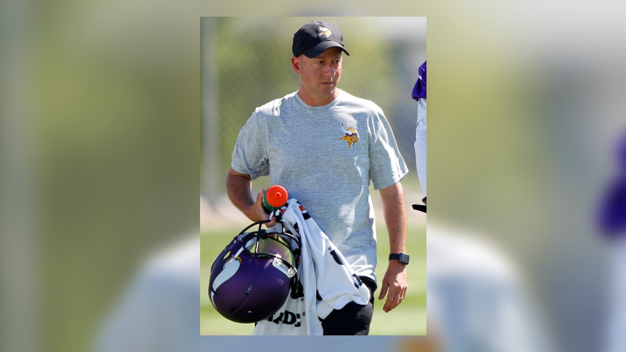 Vikings' head trainer, team's lead expert on infection control, Eric Sugarman, has coronavirus