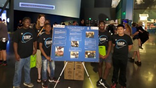 KCK middle school space experiment-1