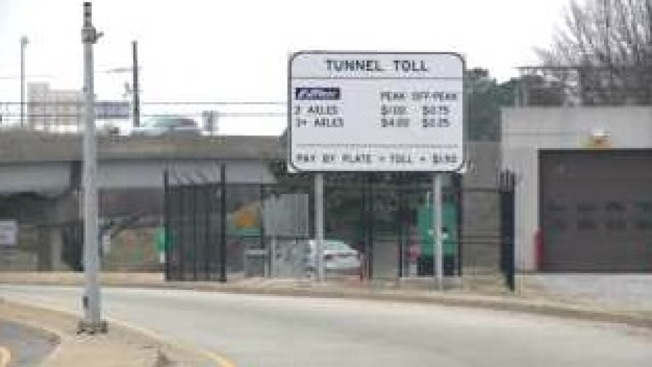 Governor McAuliffe announces plans to ease tolls on Midtown and Downtown tunnels