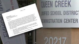 Queen Creek teachers resign