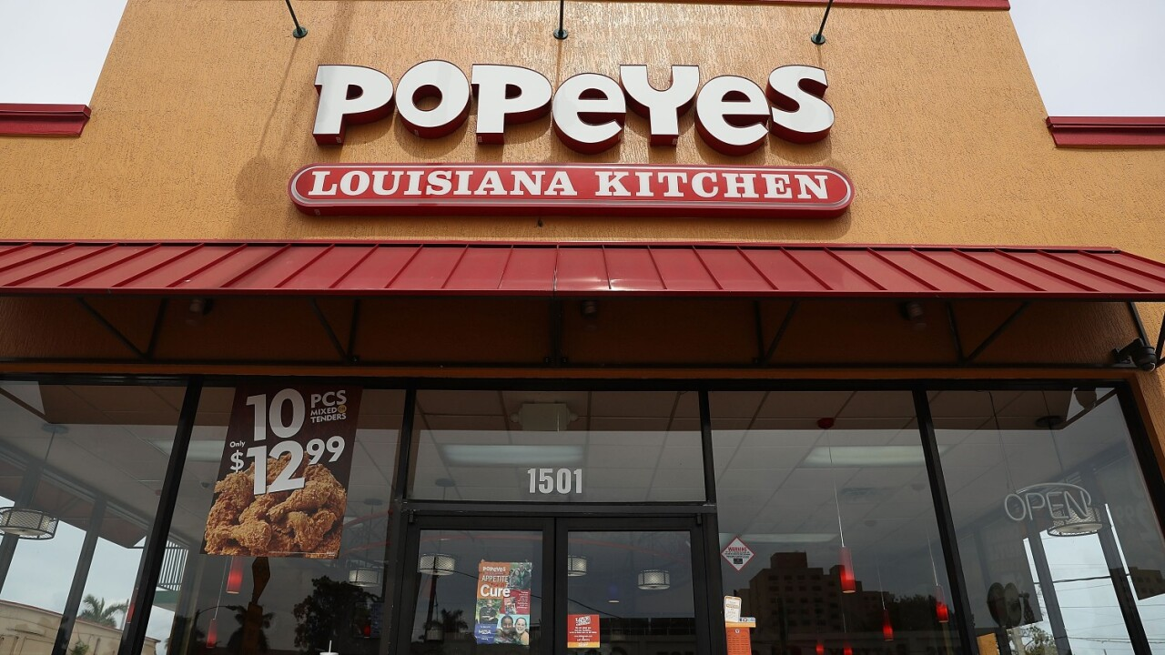 Altercation at Maryland Popeye's Chicken leads to fatal stabbing, per reports