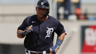 Demeritte, Cabrera hit back-to-back homers twice in Tigers win over Yankees