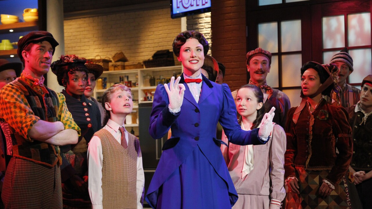 Mary Poppins coming to Virginia Musical Theatre in March