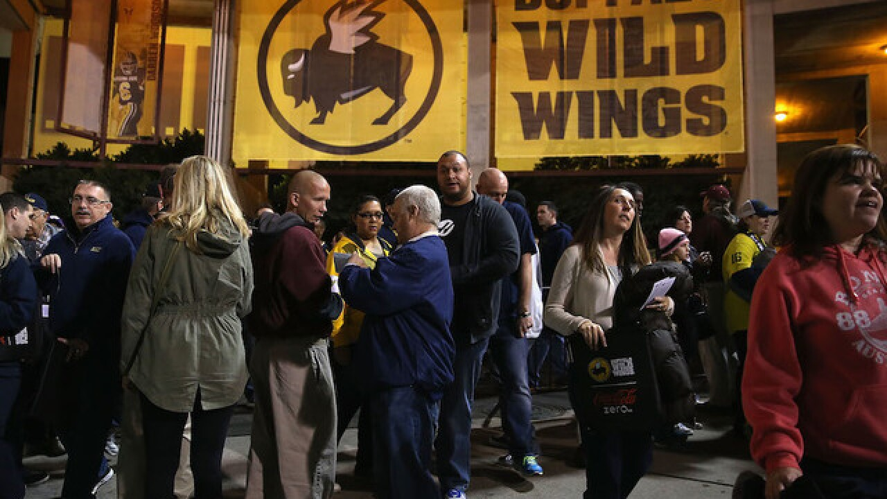 Buffalo Wild Wings' stock soars after going boneless