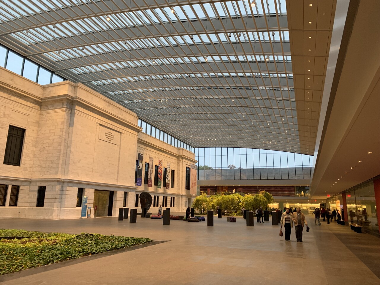 The Cleveland Museum of Art. Photo by Kaylyn Hlavaty.