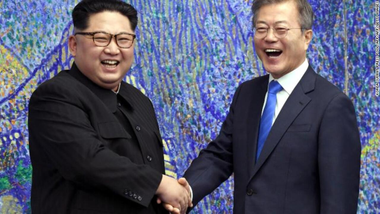 South Korea's President: North Korea still committed to full denuclearization