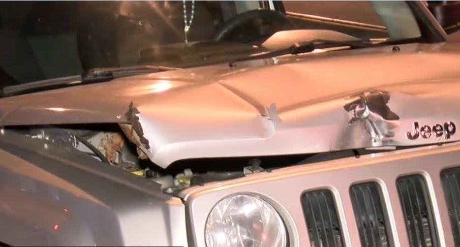 Drunken driver leads to MPD squad car hit