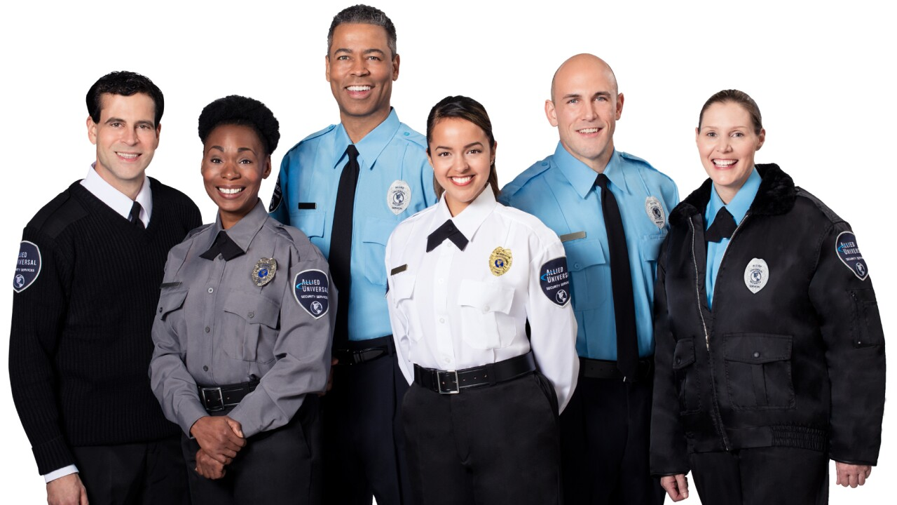 Allied Universal is currently hiring about 300 positions in South Florida as the demand for more security presence increases nationwide.