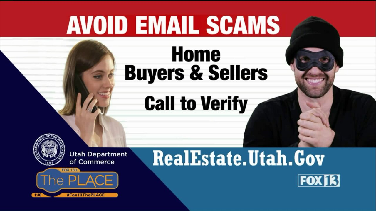 A growing email fraud is hitting inboxes across Utah