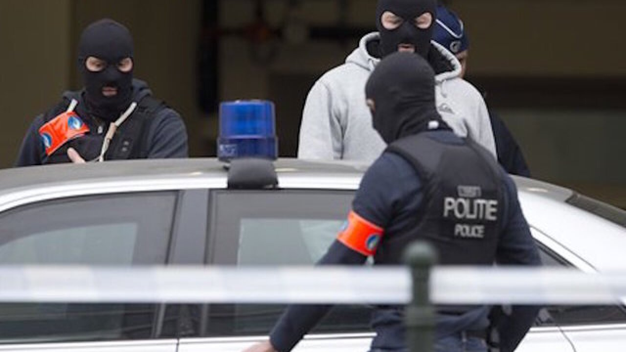 Abdeslam charged after Brussels shootout