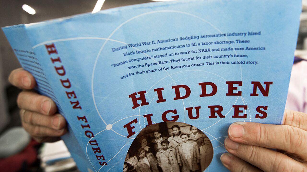 NASA women who inspired 'Hidden Figures' will get Congressional goldmedals