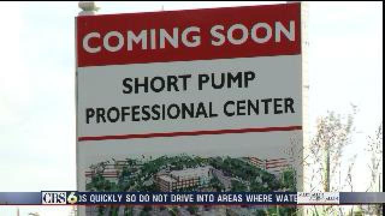 Latest Short Pump project concerns homeowners