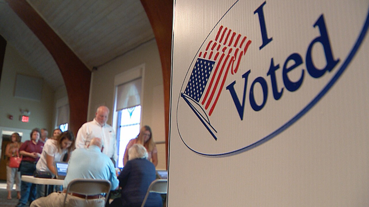 Tennessee Looks To Improve Voter Turnout Numbers In Midterm Elections