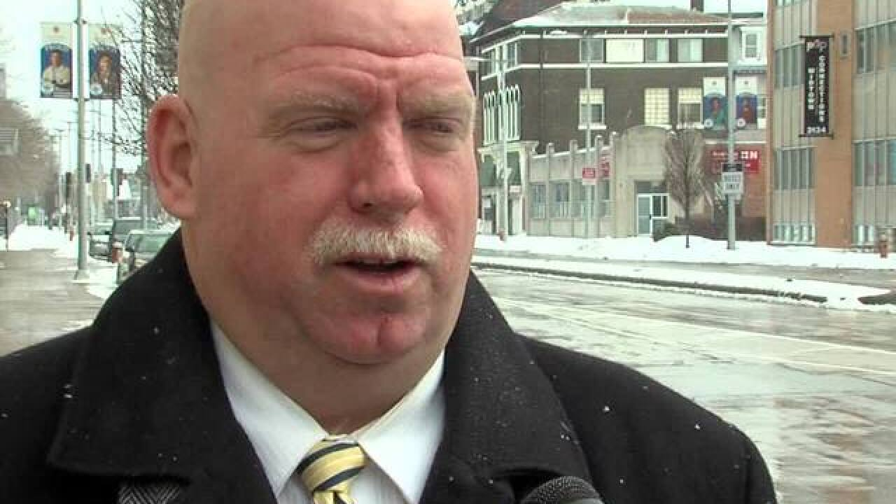Steve Loomis ousted as president of Cleveland Police Patrolmen's Association