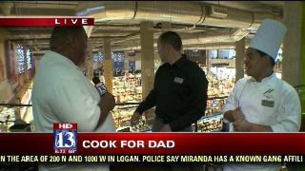 Cooking ideas for Father's Day