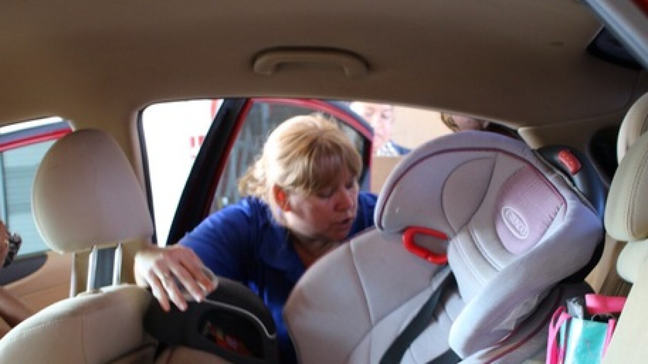 Free Child Car Seat Inspections Available Saturday In Naples