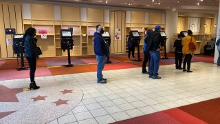 Advance Voting in Johnson County