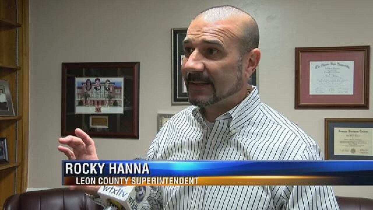 Superintendent Rocky Hanna Reflects on First 100 Days in Office