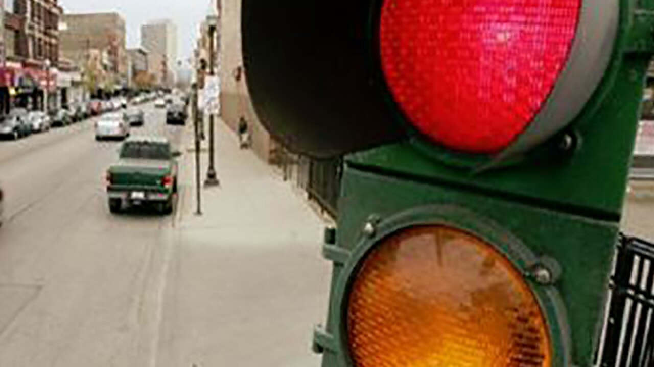TPD: Focus on red, yellow light violations during month of November