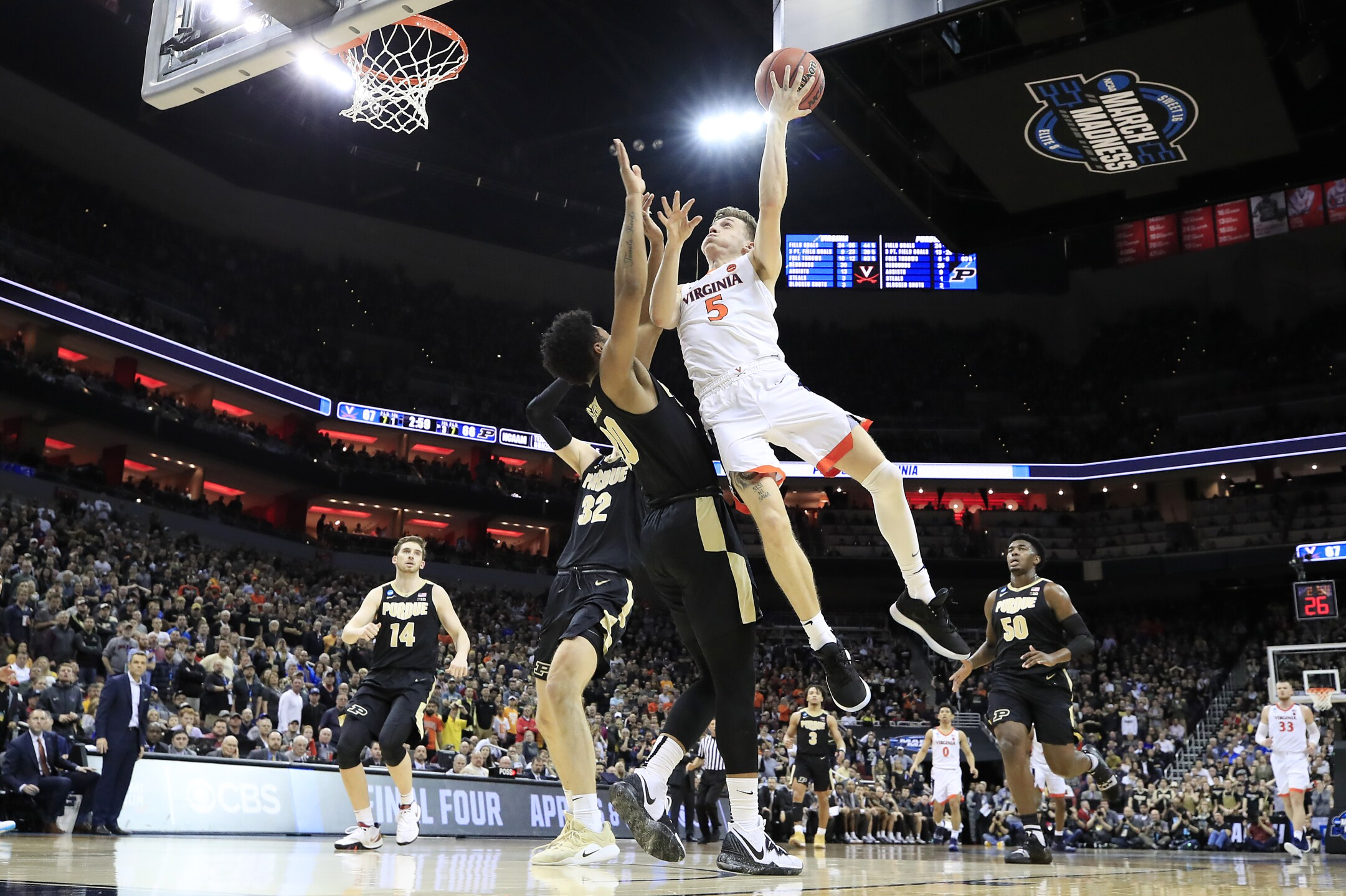 Photos: Photos: Virginia beats Purdue to advance to first Final Four in 35 years