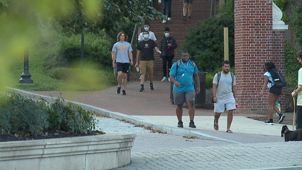 'It's extremely concerning': Recent carjackings near JHU campus leave some students feeling uneasy