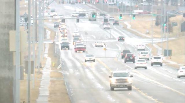 Freezing rain causes numerous accidents