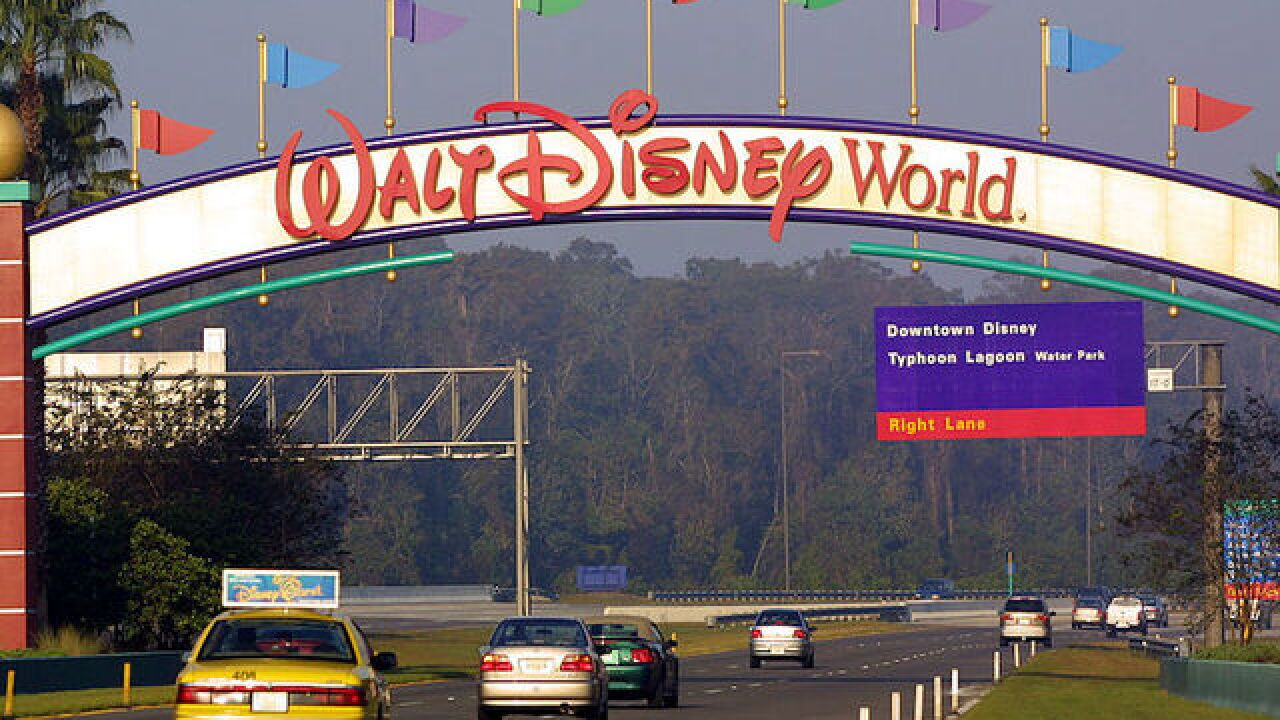 Man dies after riding Walt Disney World attraction