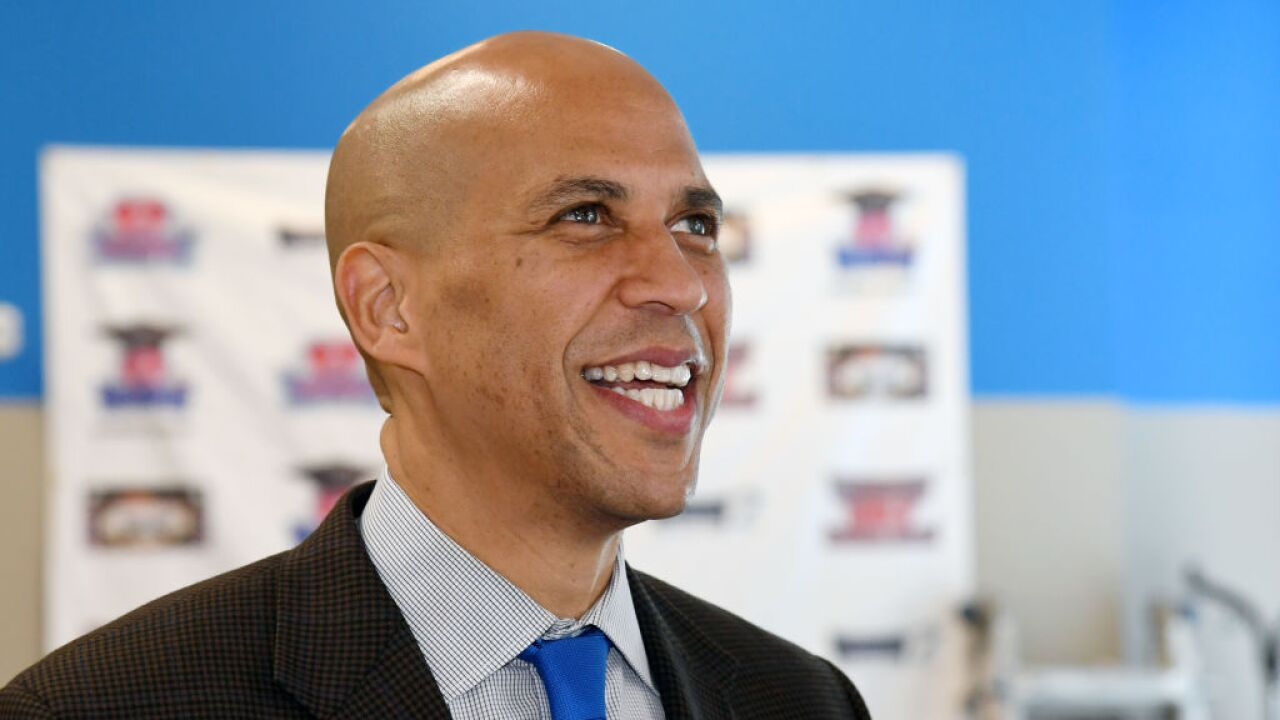 Cory Booker releases 10 years of tax returns