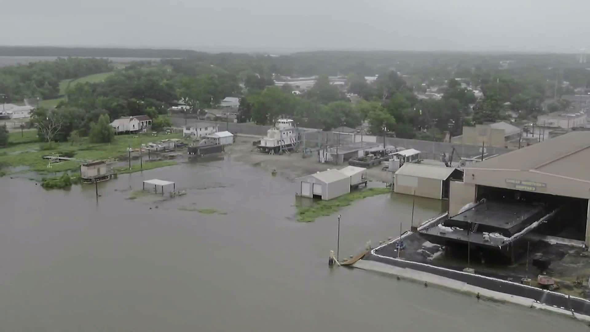 Morgan City Louisiana 071319