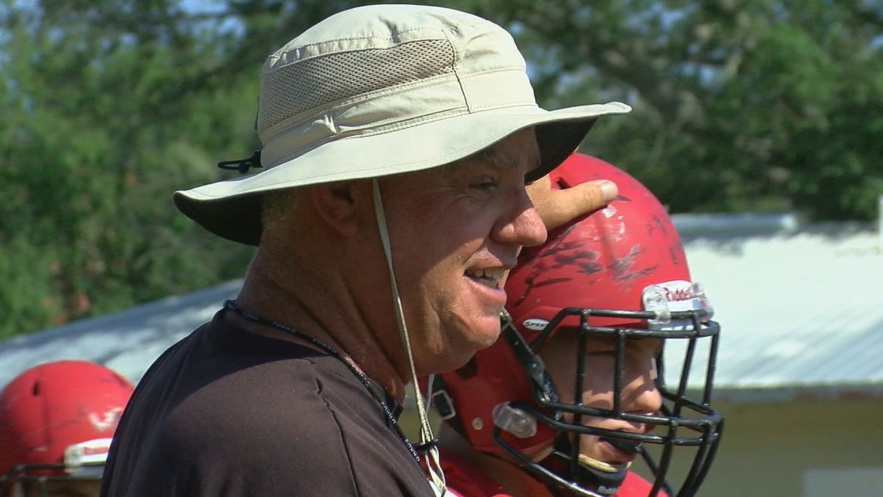 Lafayette head football coach steps down