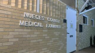 COVID-19 spike overwhelms medical examiner's office